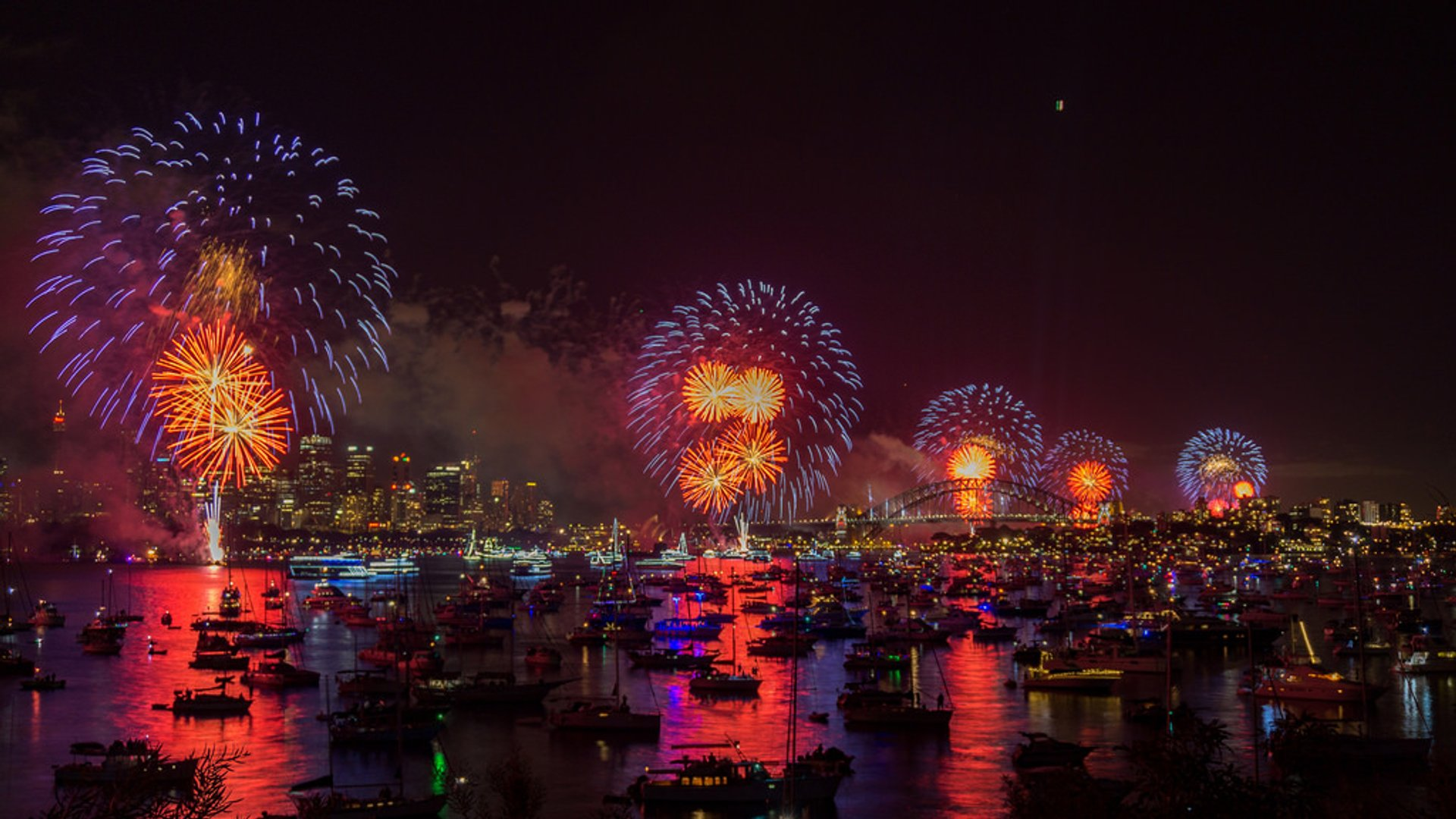 Best Fireworks 2020 Sydney New Year's Fireworks 2019 2020   Dates & Map