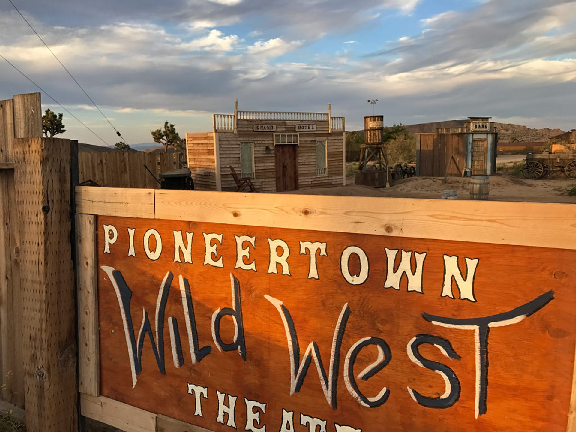 Pioneertown in California 2019 - Best Time