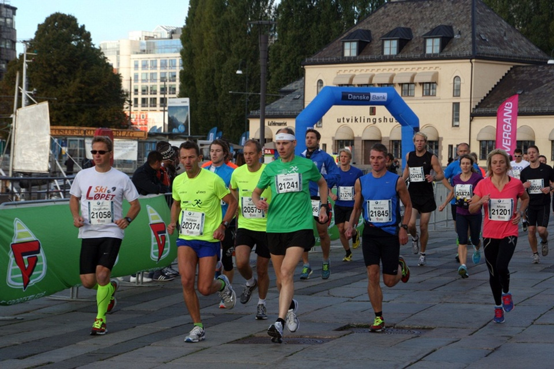 Oslo Marathon in Oslo 2020 - Best Time