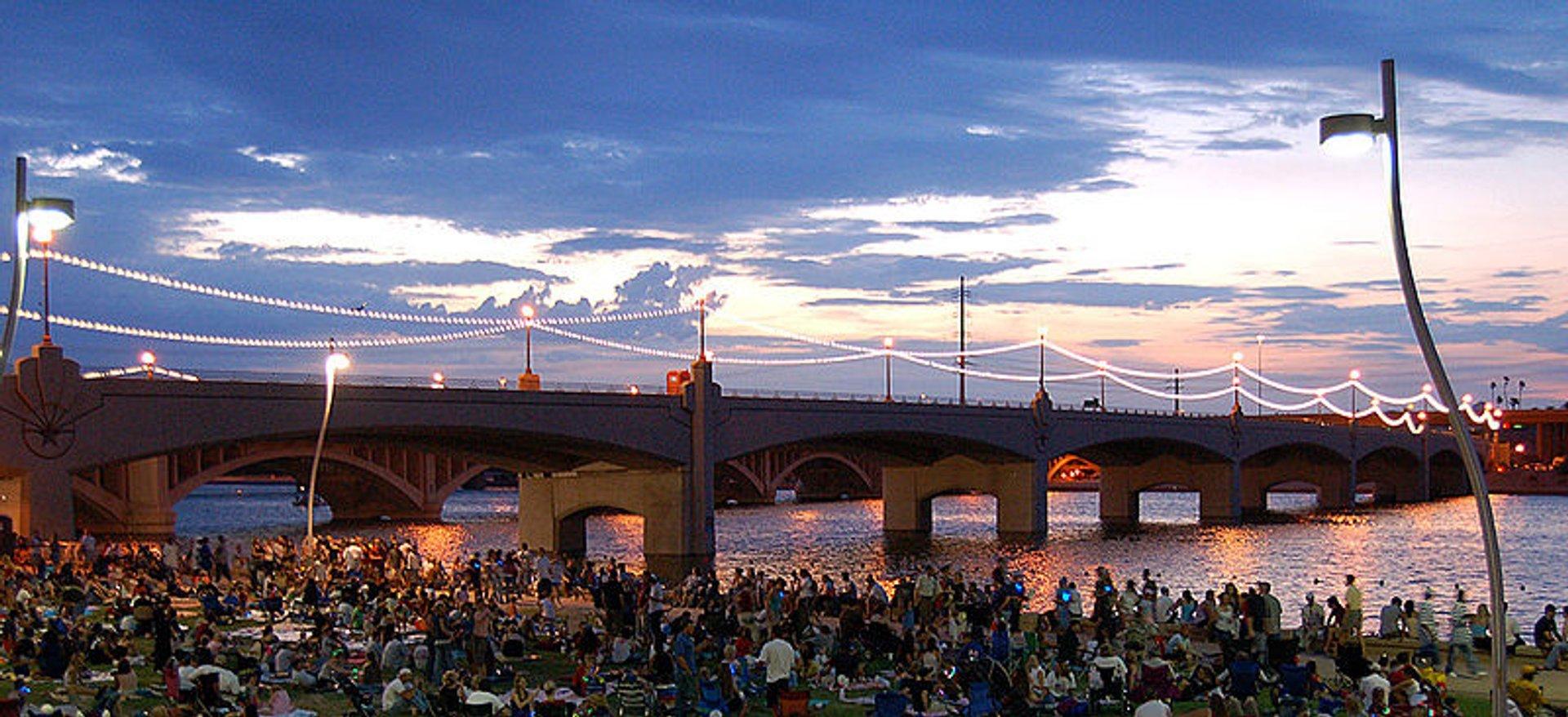 Phoenix 4th of July Events & Fireworks in Phoenix, AZ - Best Season 2020