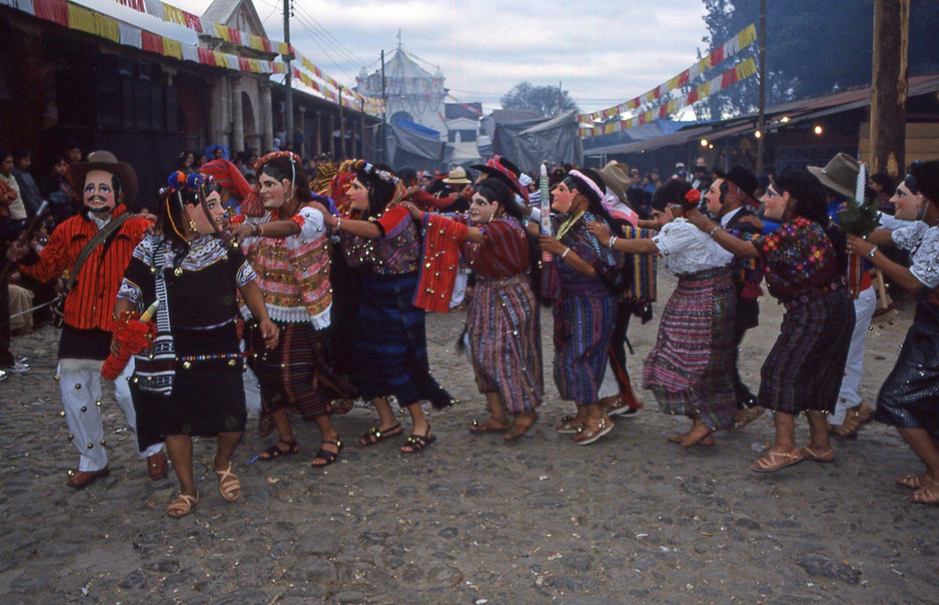 Best time for Fiesta de Santo Tomás in Guatemala