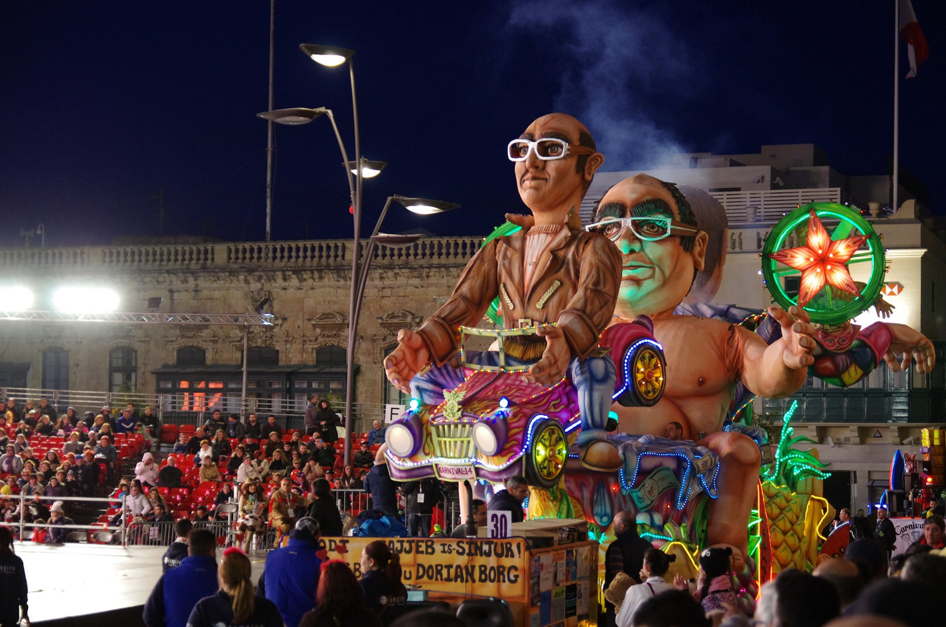 Carnival in Malta - Best Time