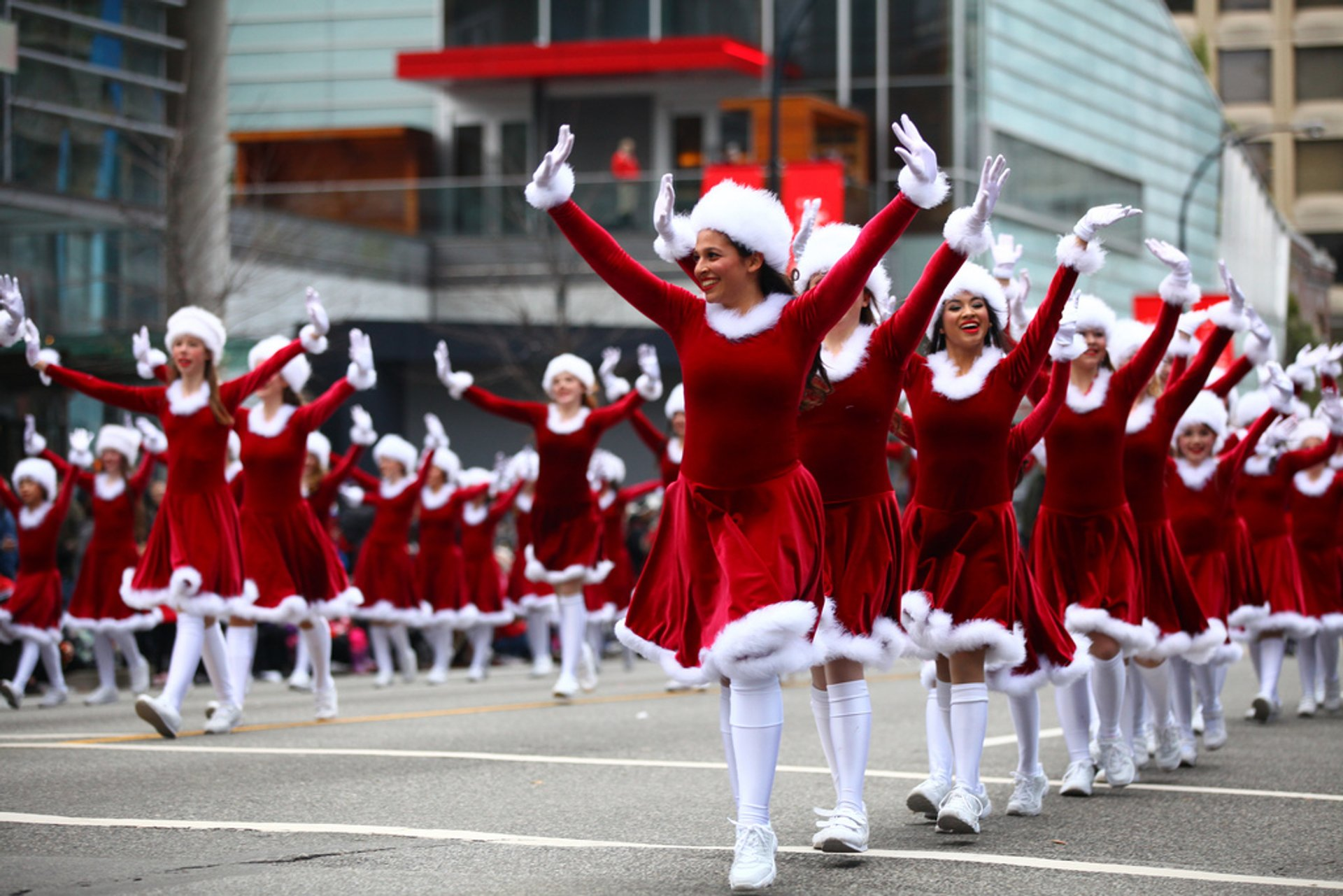 Rogers Santa Claus Parade in 2013 2020