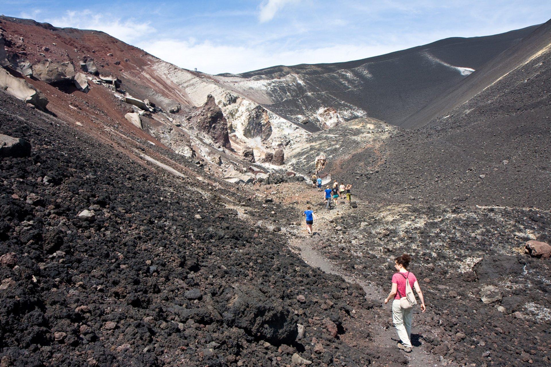 Volcano Boarding in Nicaragua - Best Season 2020