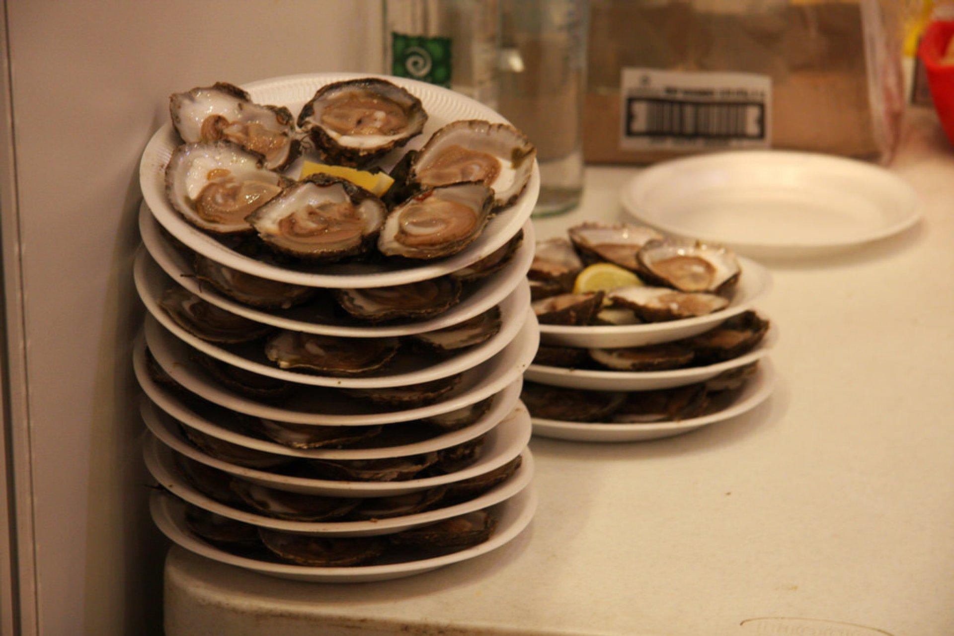 Galway Oyster Festival in Ireland - Best Season