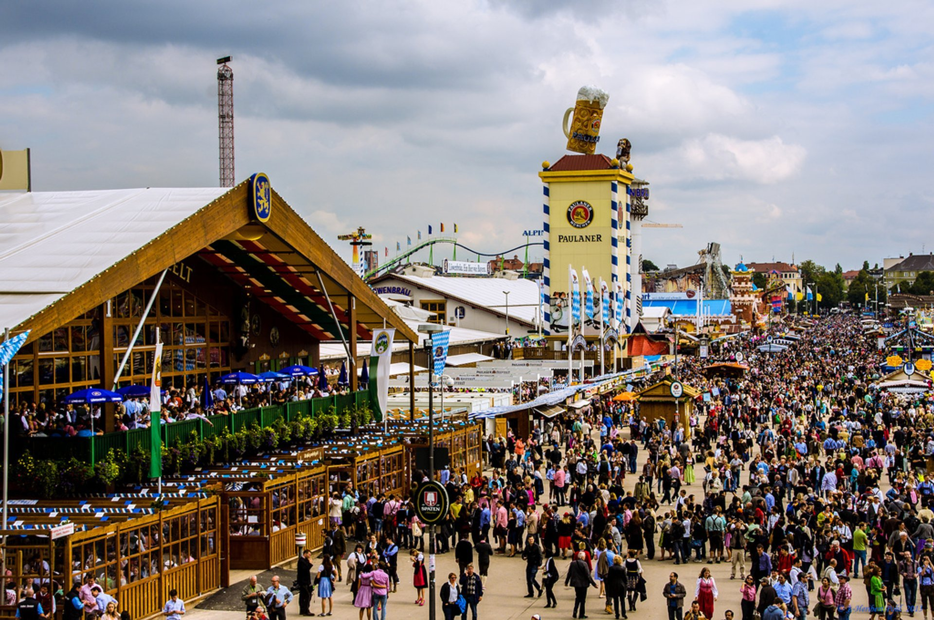 Oktoberfest in Munich 2019 - Best Time
