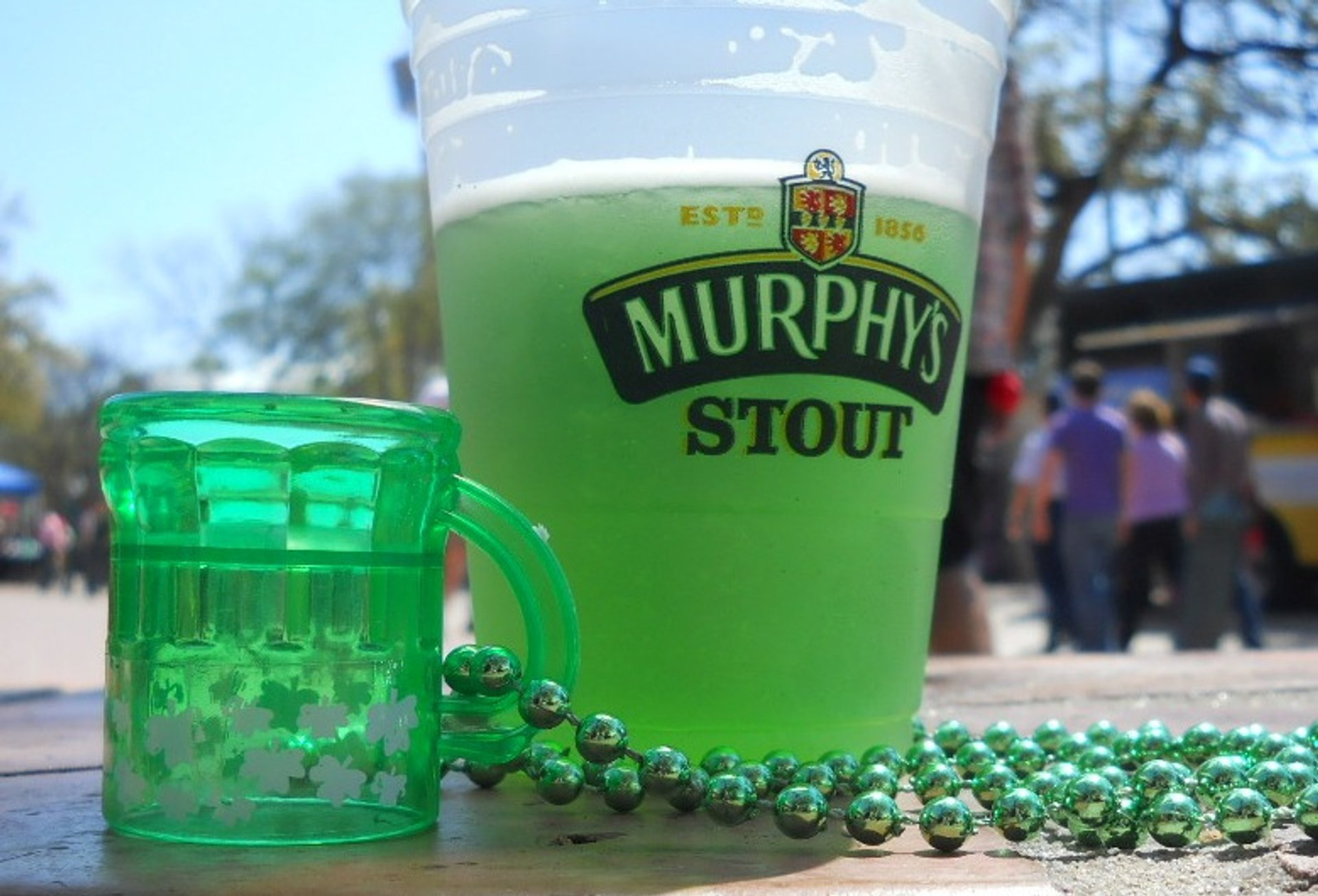 St. Patrick's Day in Texas - Best Season 2020