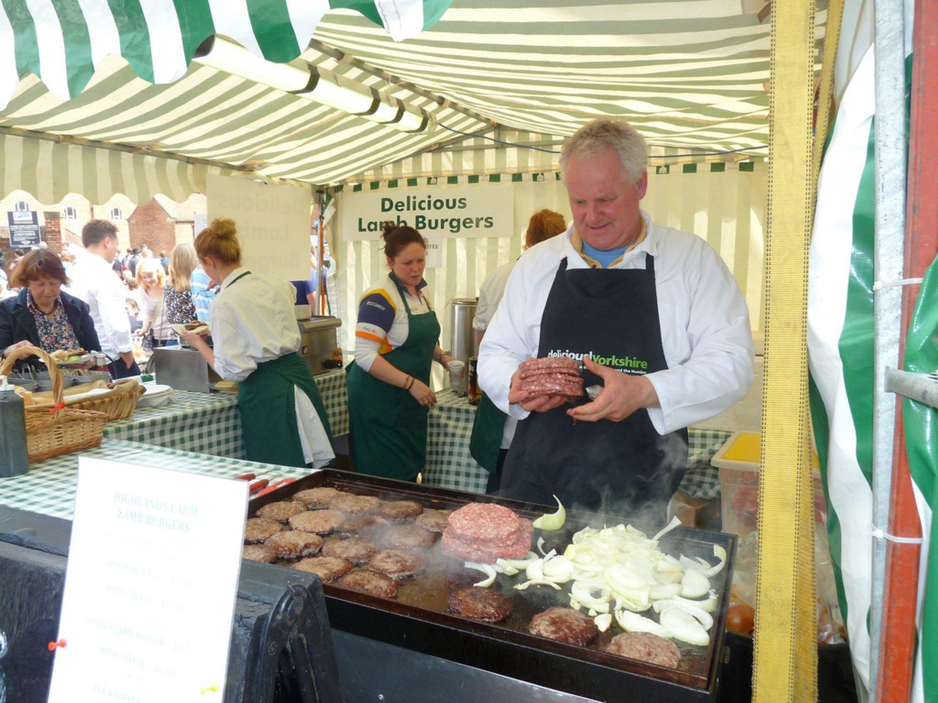 Malton Food Lovers Festival in England 2020 - Best Time
