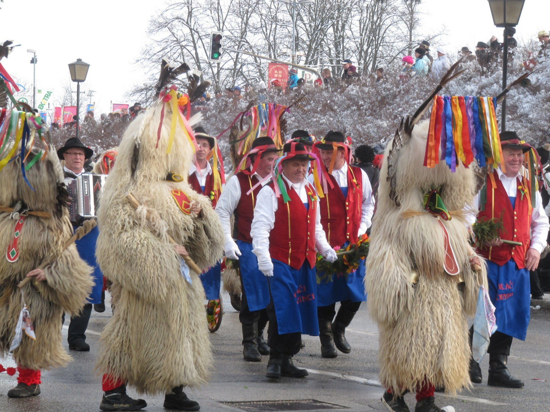 Best time for Kurentovanje Сarnival in Ptuj 2020