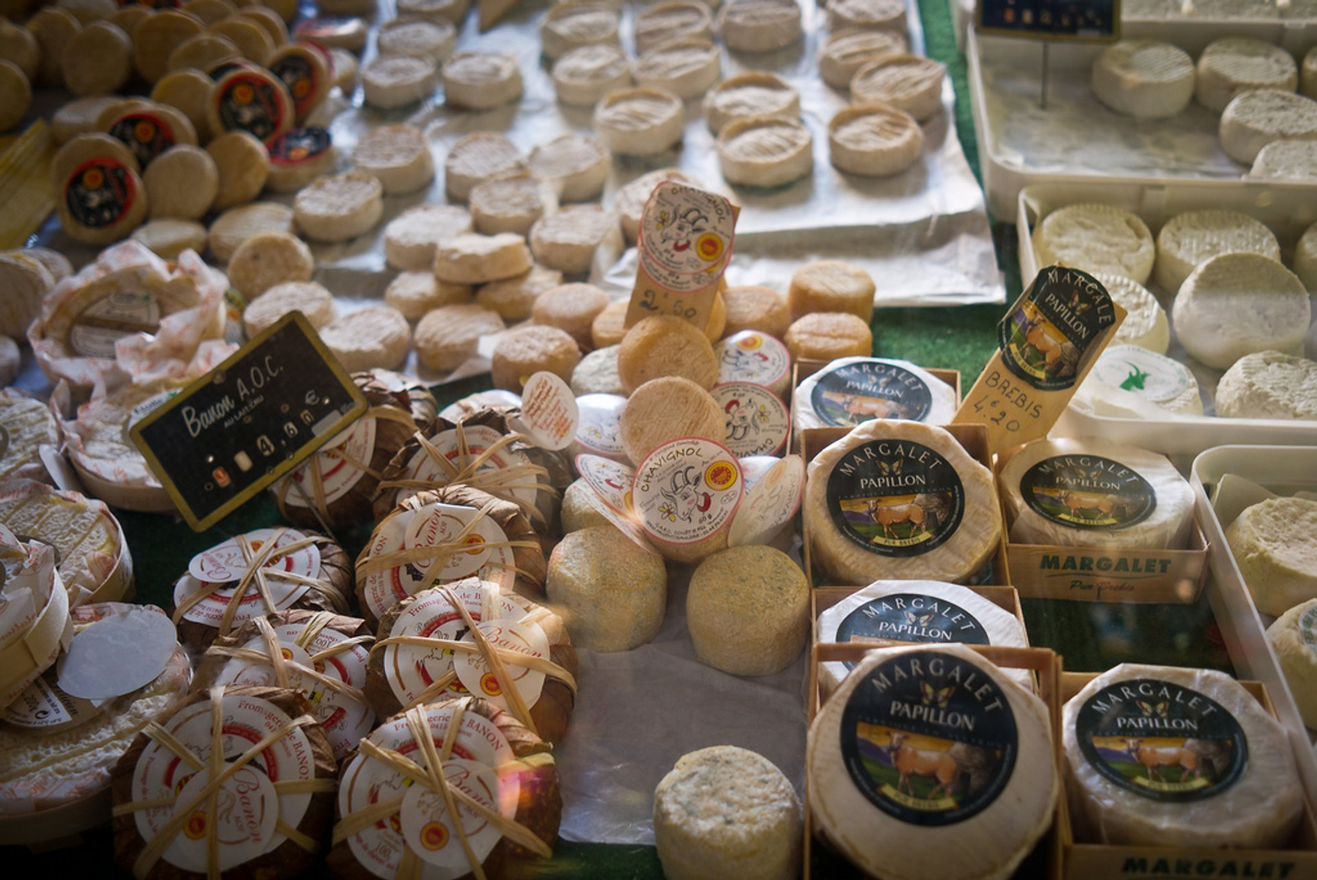 Best time for Fromage de Chèvre or Goat Cheese in Provence & French Riviera 2019