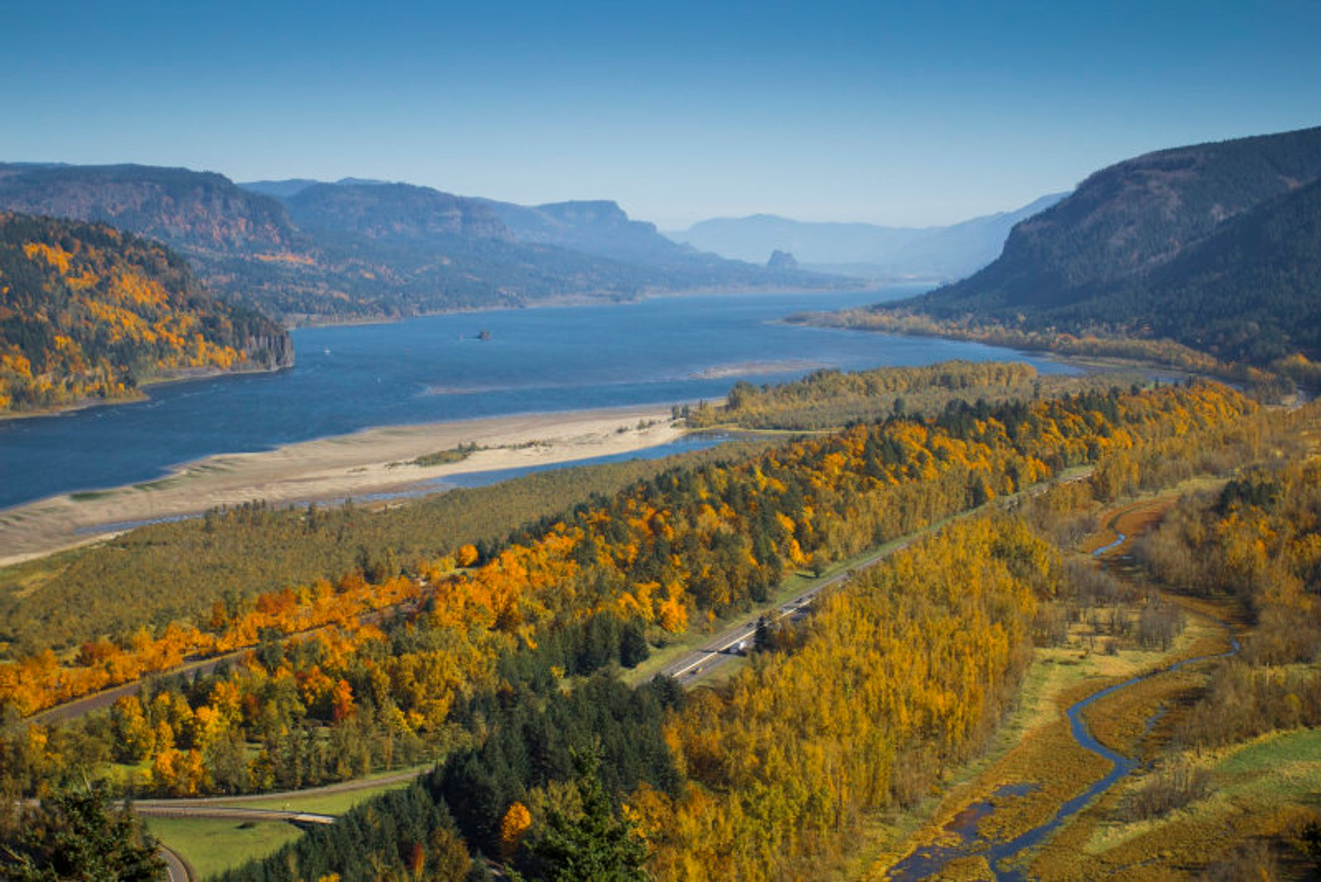 Columbia River Gorge 2020