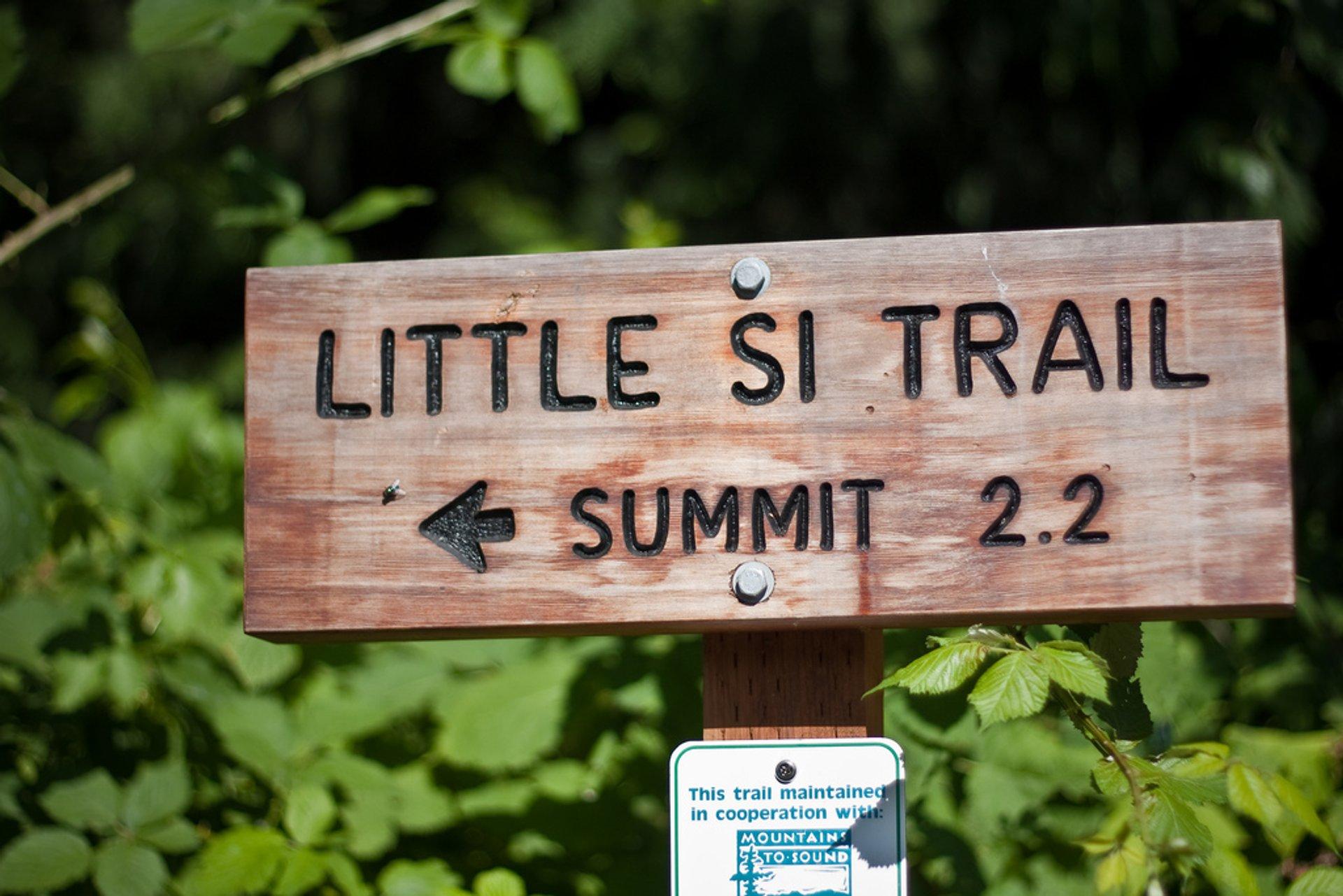 Little Si in Seattle 2020 - Best Time