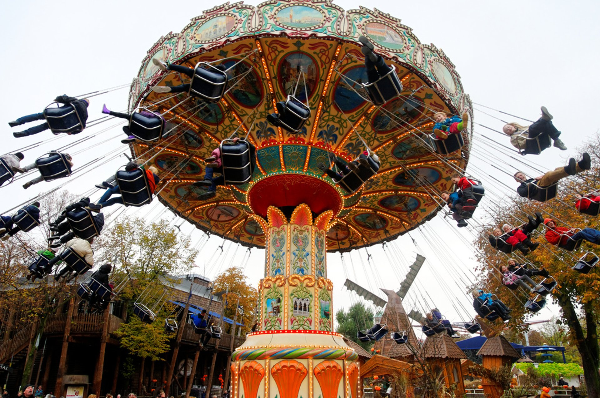 Best time for Tivoli Gardens (Summer Season) in Copenhagen 2020