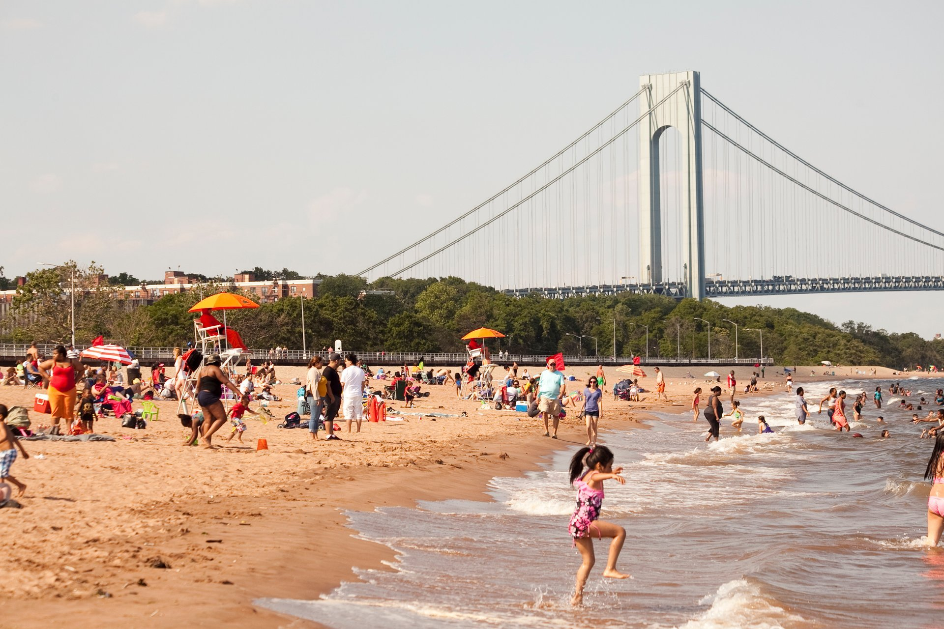 Beach Season in New York 2020 - Best Time