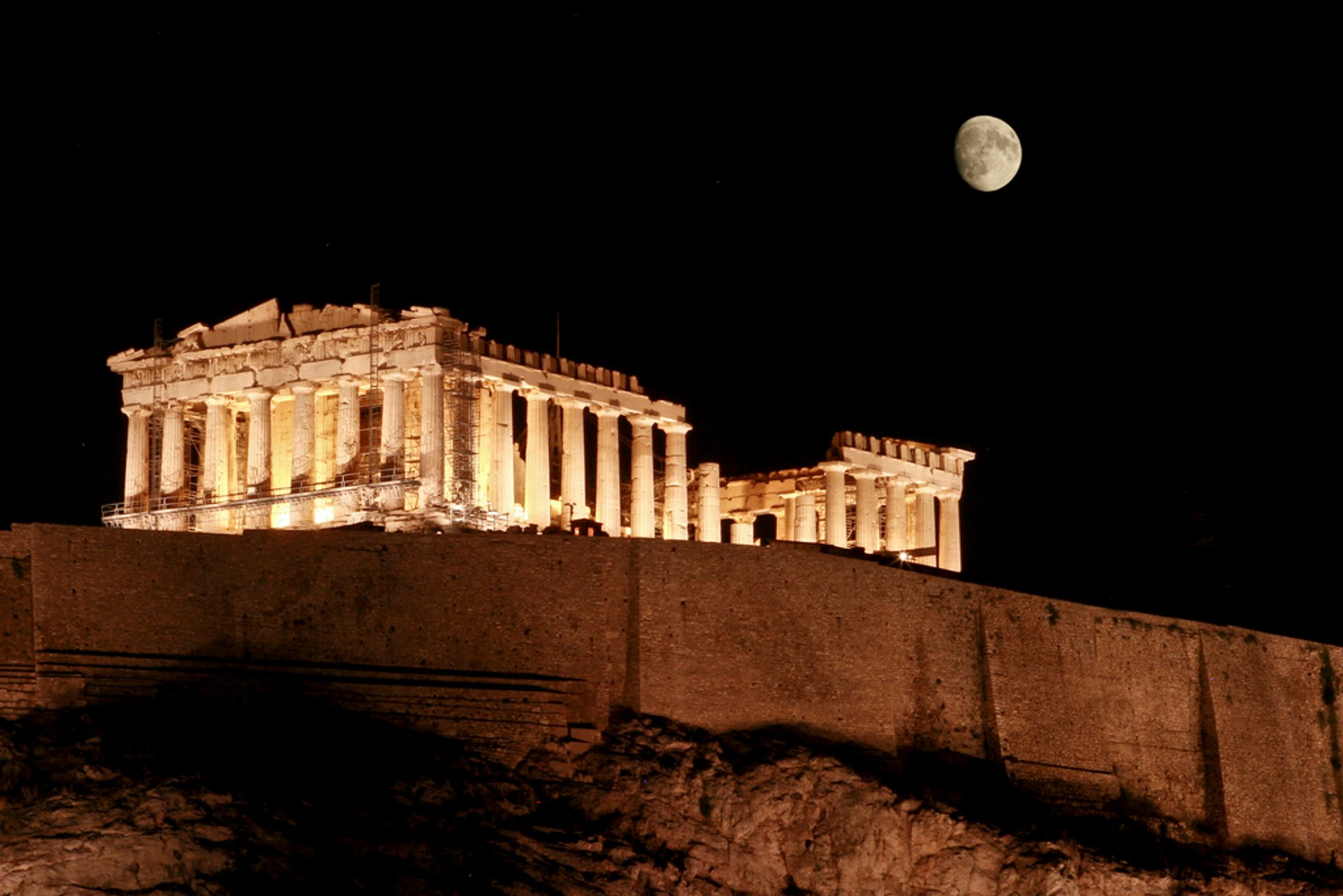 August Full Moon Festival in Athens - Best Time