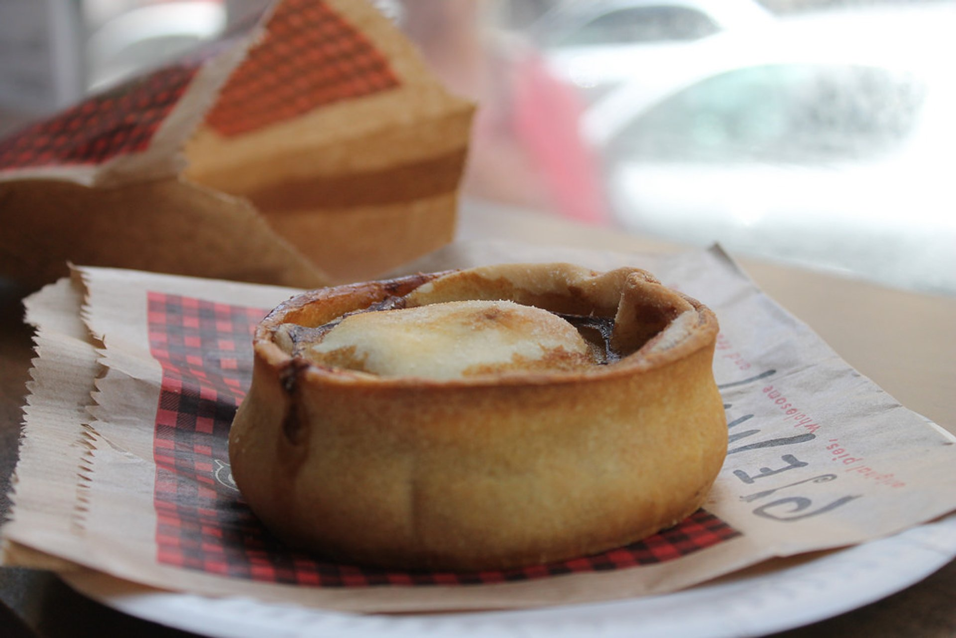 Best time for Scotch Pie and Bovril in Scotland 2019