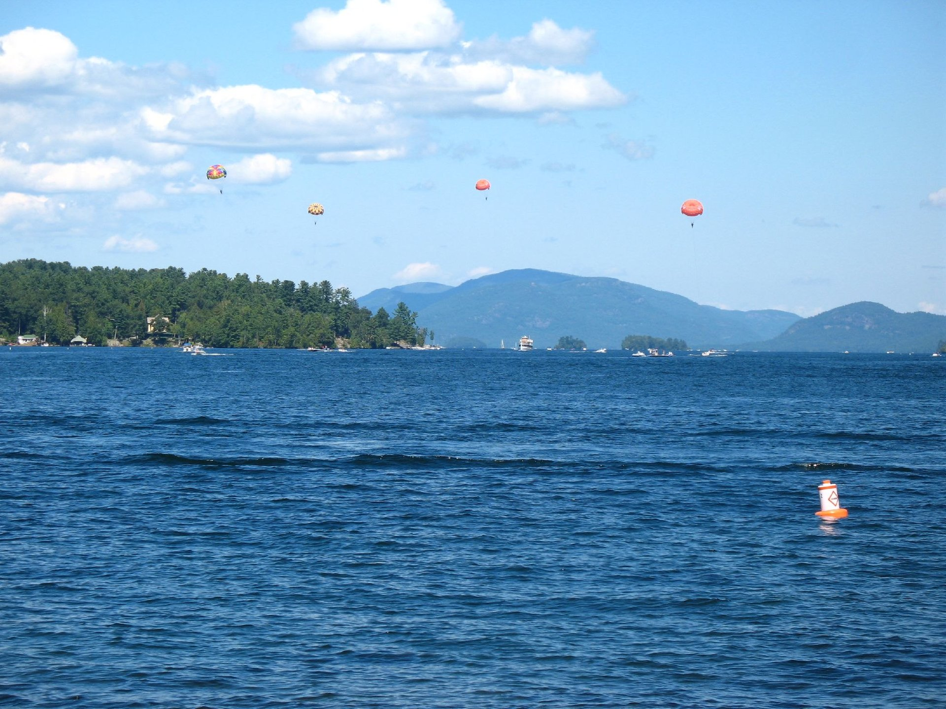 Best time for Adirondack Lakes in New York State 2020