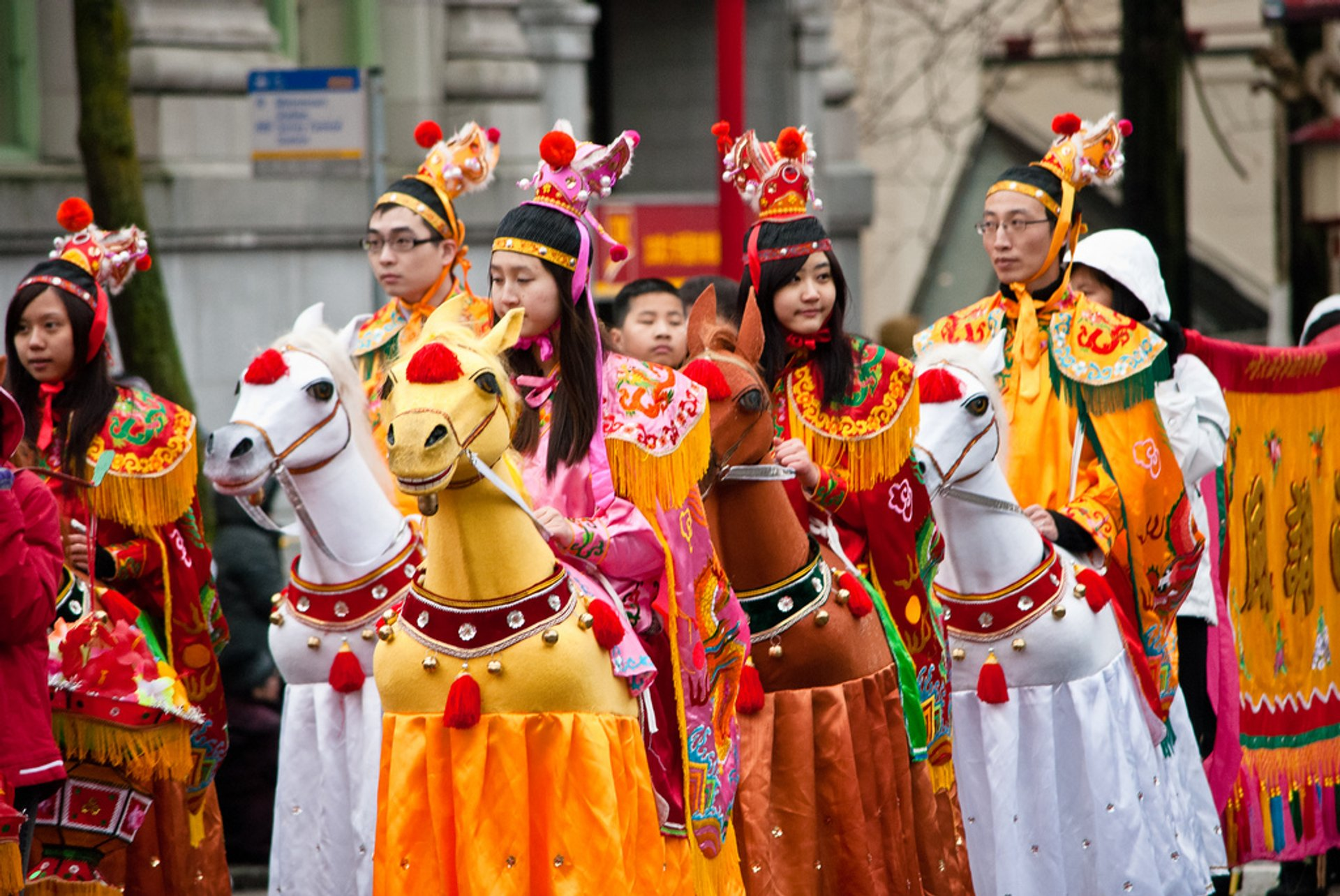 Chinese New Year in Vancouver 2019 - Best Time