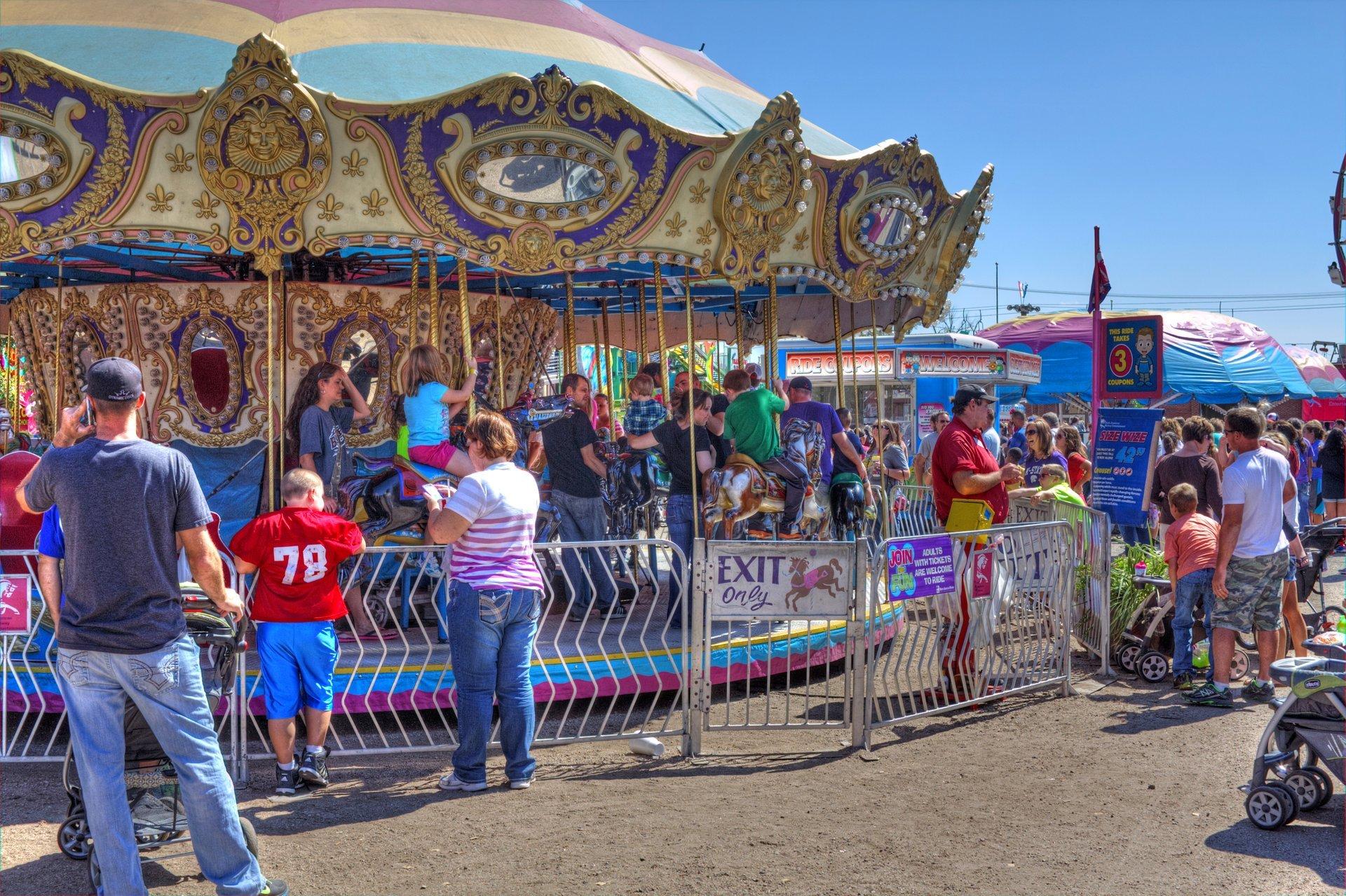 Kansas State Fair in Kansas 2020 - Best Time