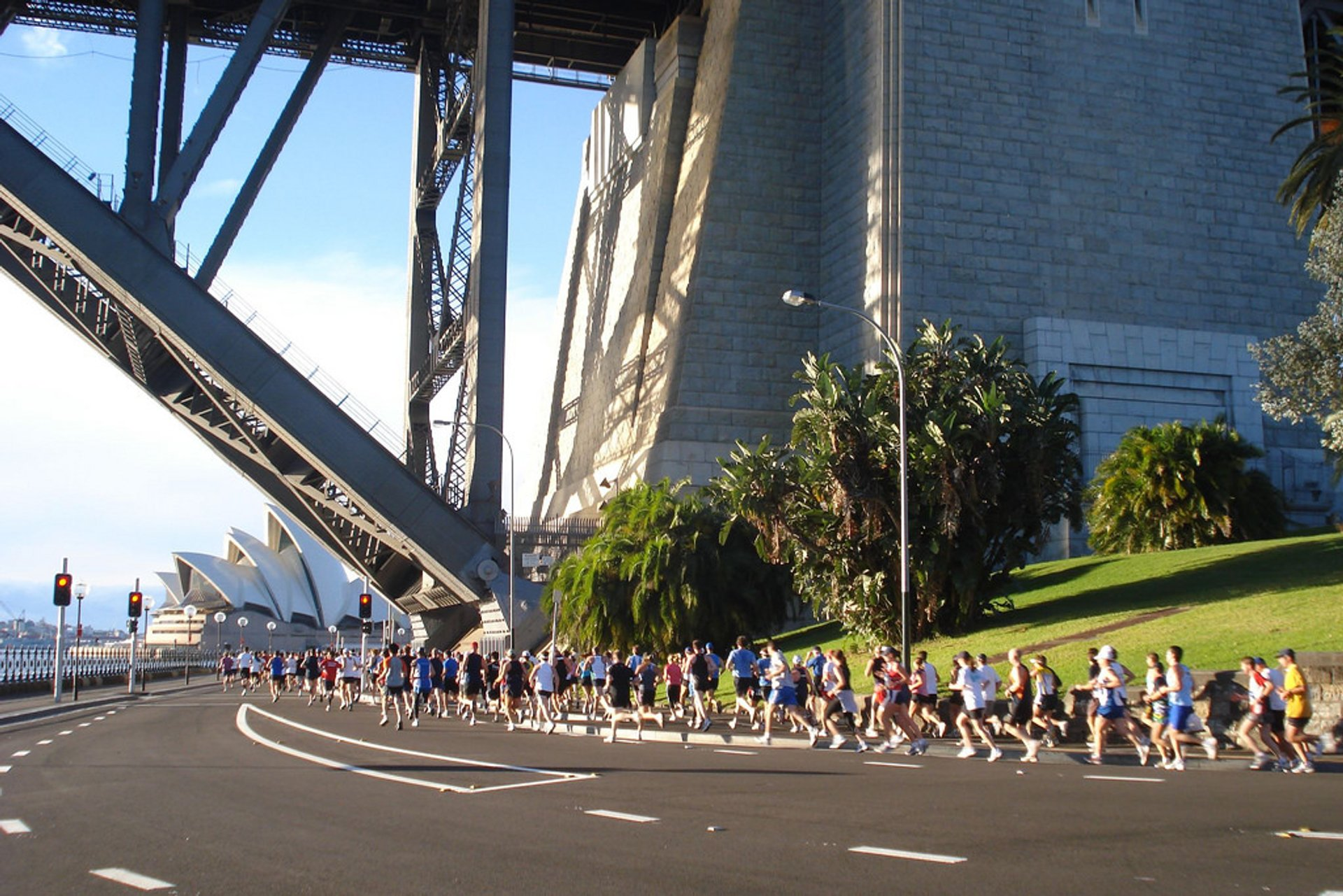 Blackmores Sydney Running Festival in Sydney - Best Time
