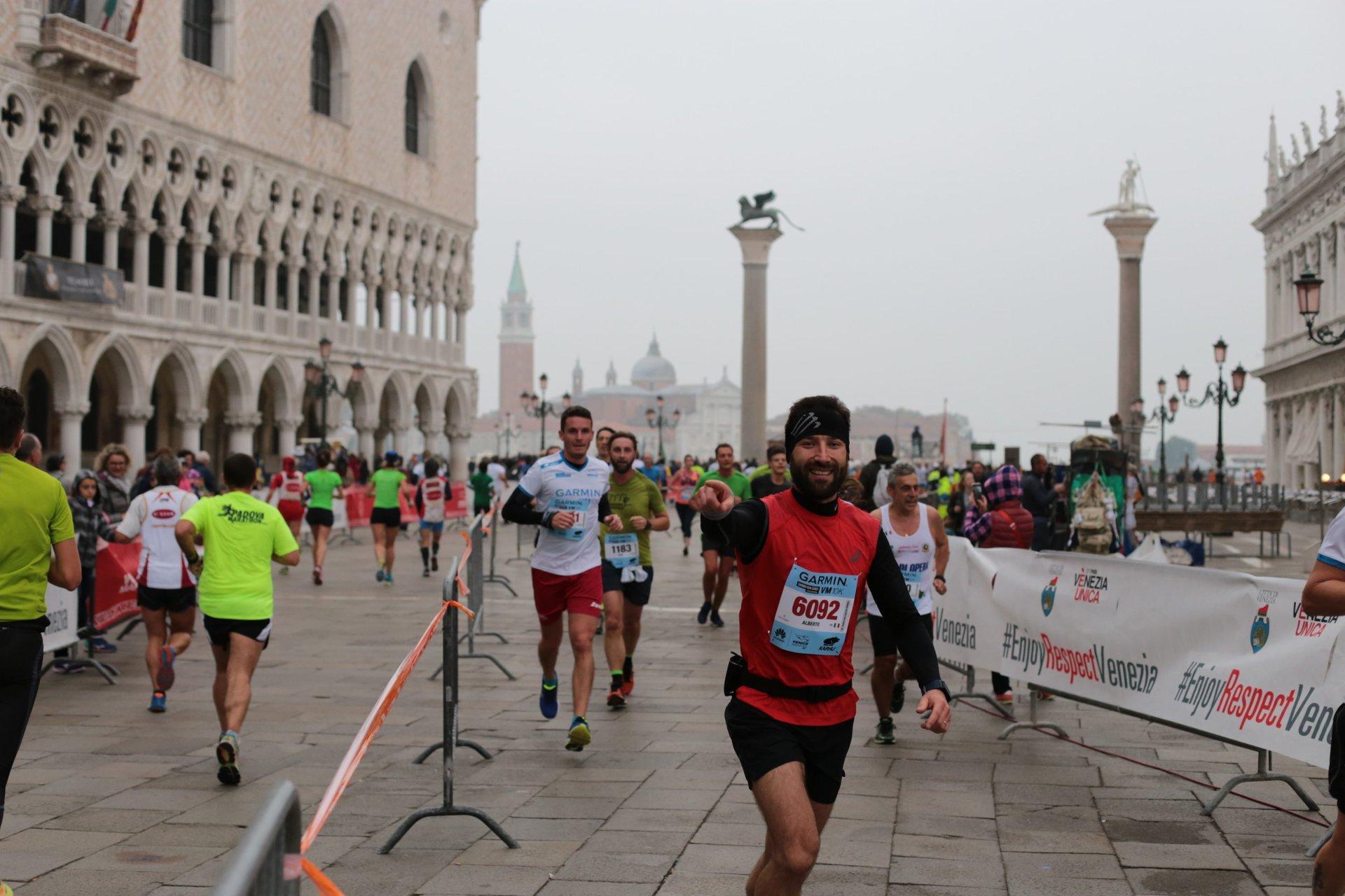 Venice Marathon (Maratona di Venezia) in Venice - Best Time