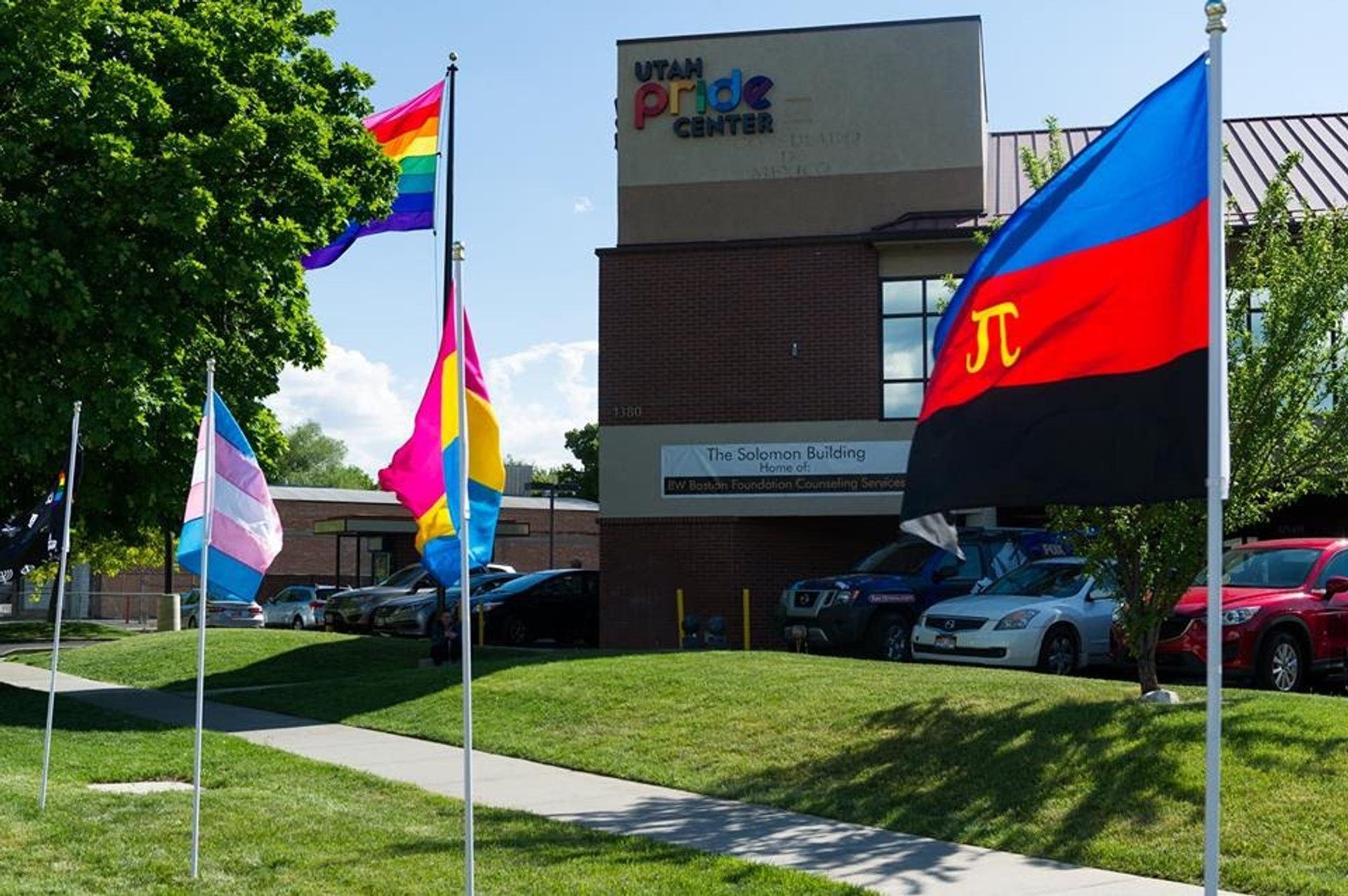Utah Pride Center 2020