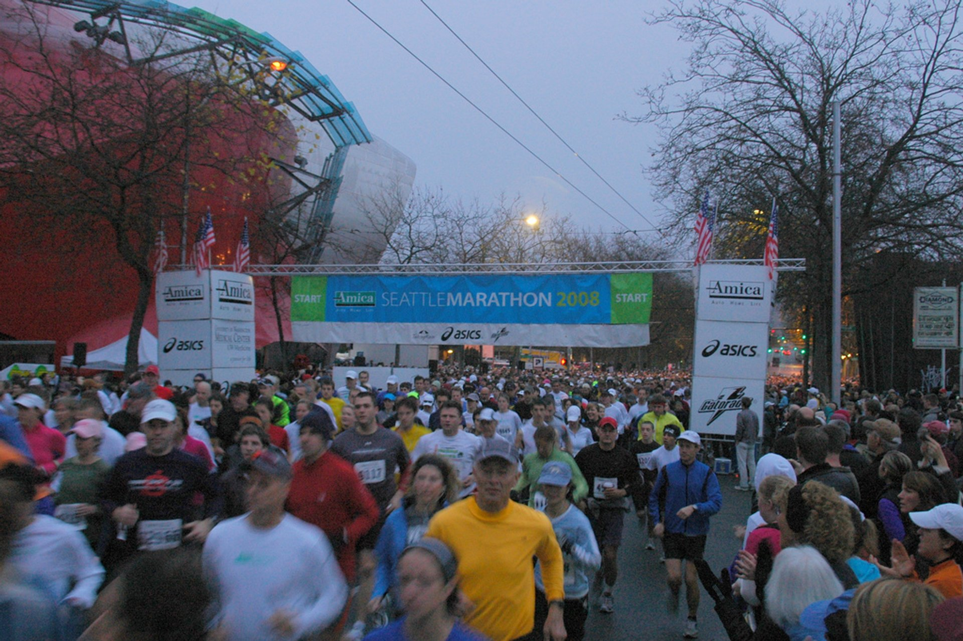 The Seattle Marathon in Seattle 2020 - Best Time