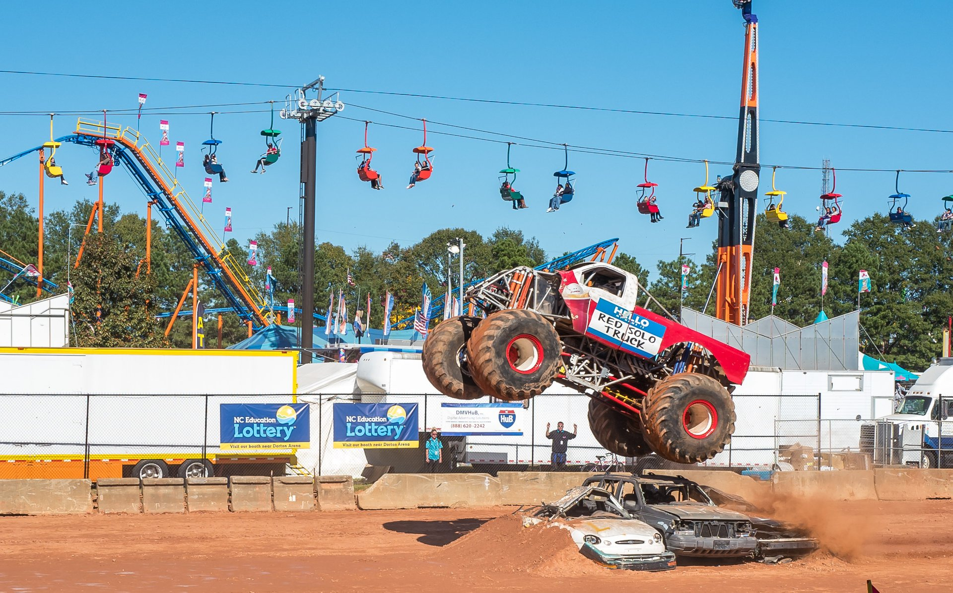 Best time for North Carolina State Fair in North Carolina 2020