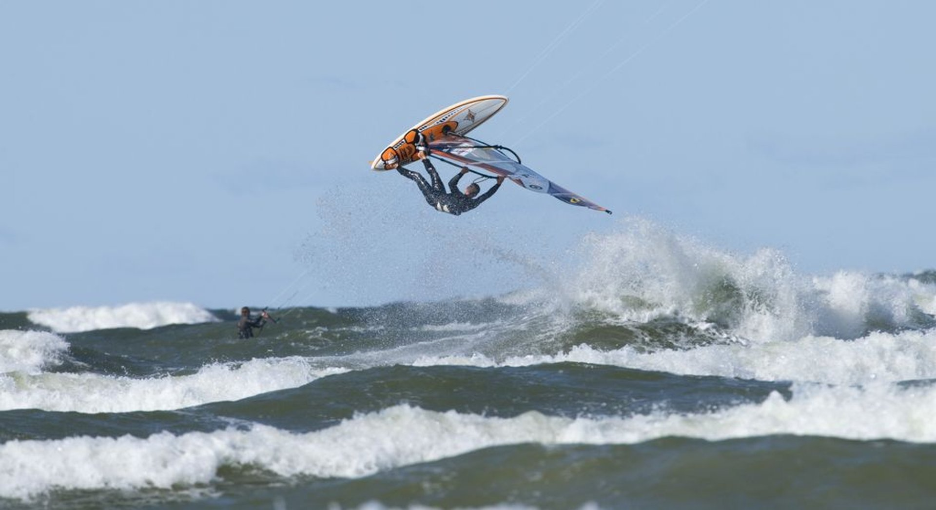 Windsurfing and Kitesurfing in Estonia 2020 - Best Time