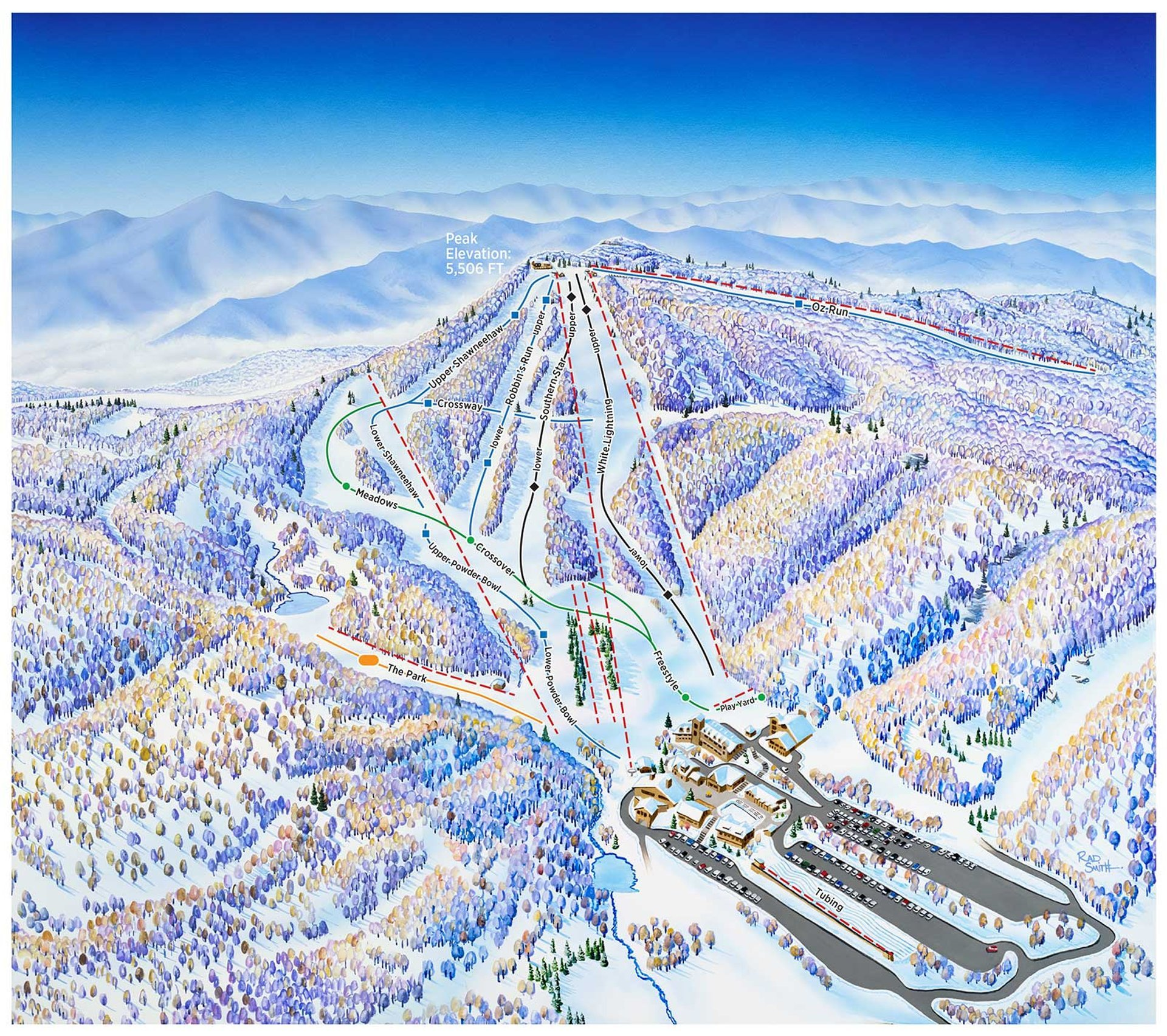 Best time to see Skiing and Snowboarding 2020