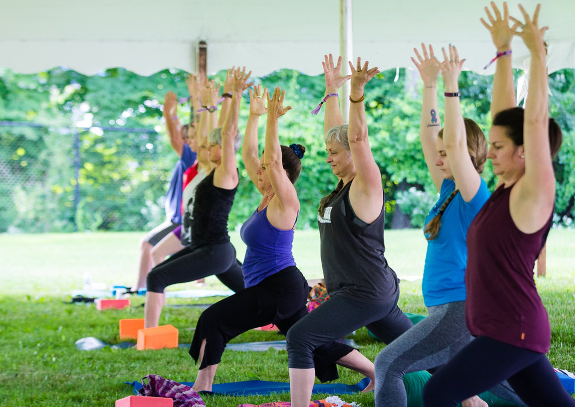 Maine YogaFest in Maine 2020 - Best Time