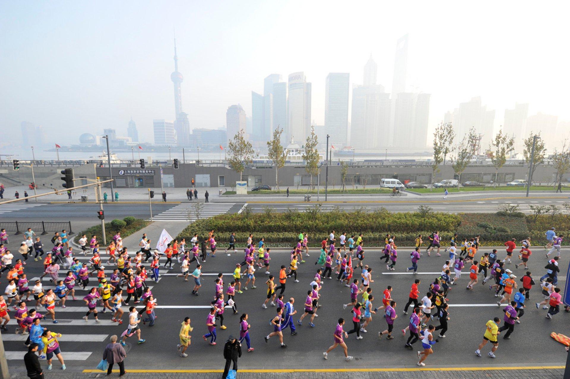Shanghai International Marathon in Shanghai 2019 - Best Time
