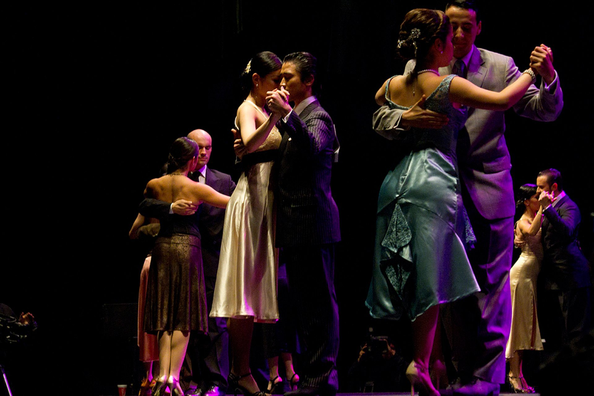 Best time to see Buenos Aires Tango Festival and Championship 2019