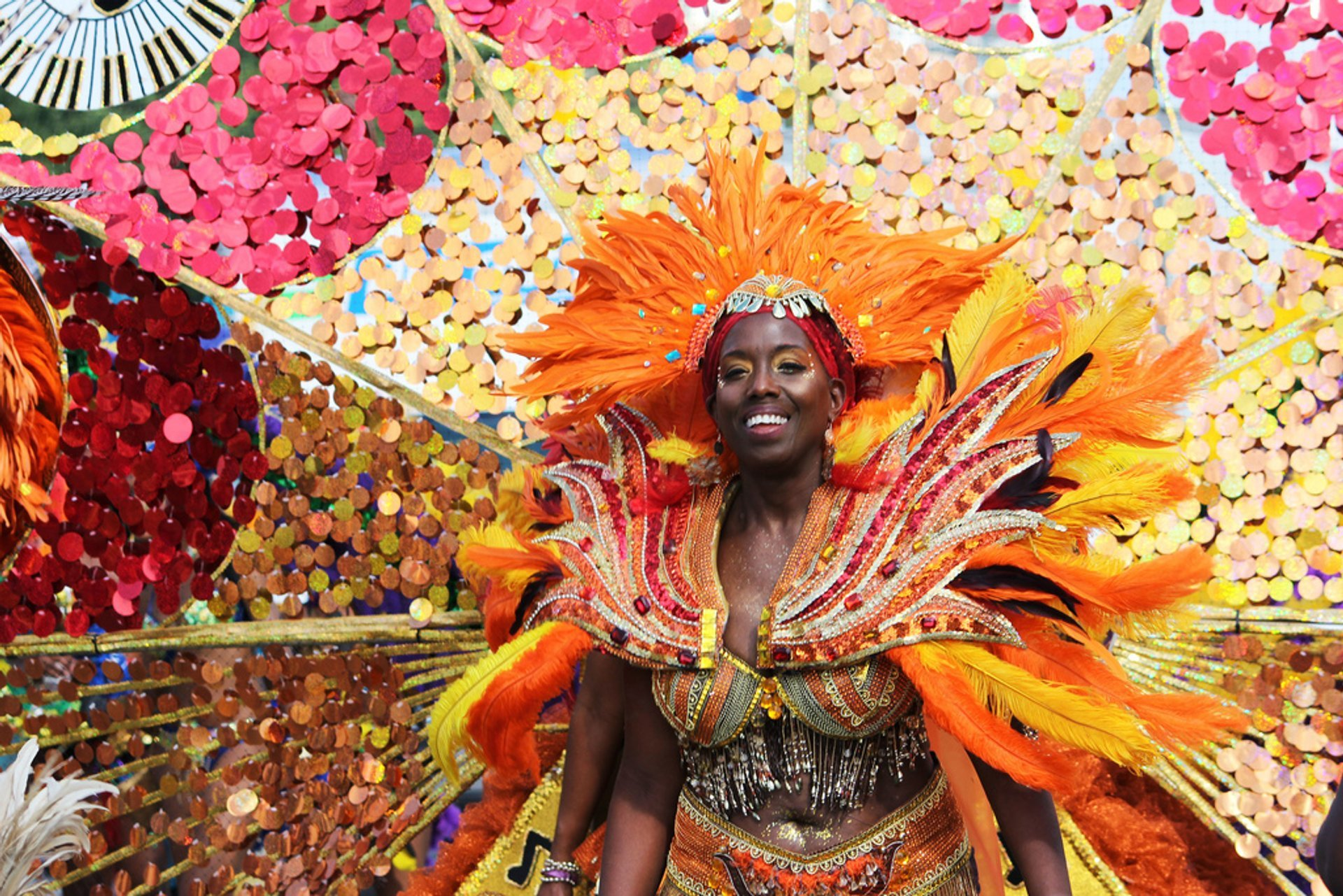 Best time to see Toronto Caribbean Carnival or Caribana in Toronto 2019