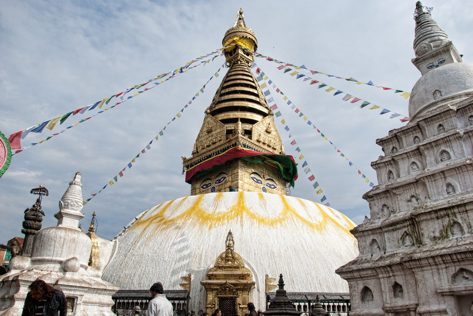 Swayambhunath (Monkey Temple) in Kathmandu 2019 - Best Time