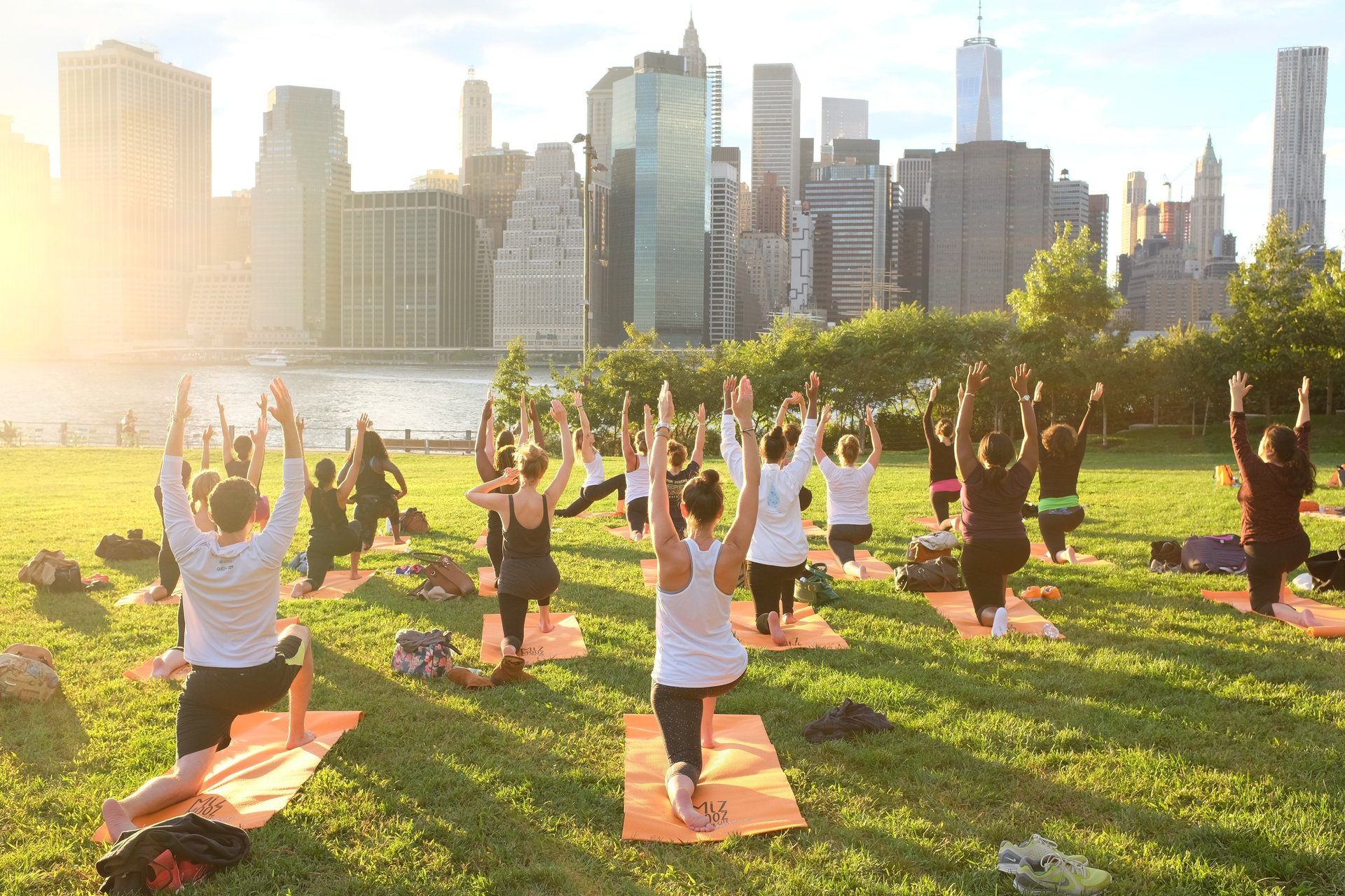 Waterfront Workouts in New York 2020 - Best Time