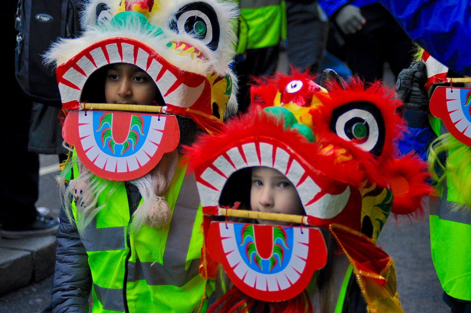 Chinese New Year in London - Best Season 2020