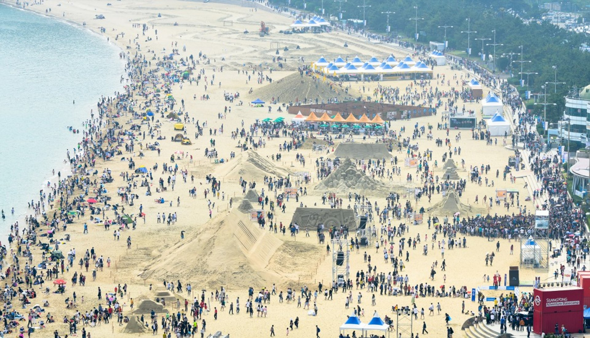 Haeundae Sand Festival 2019 in South Korea - Dates & Map