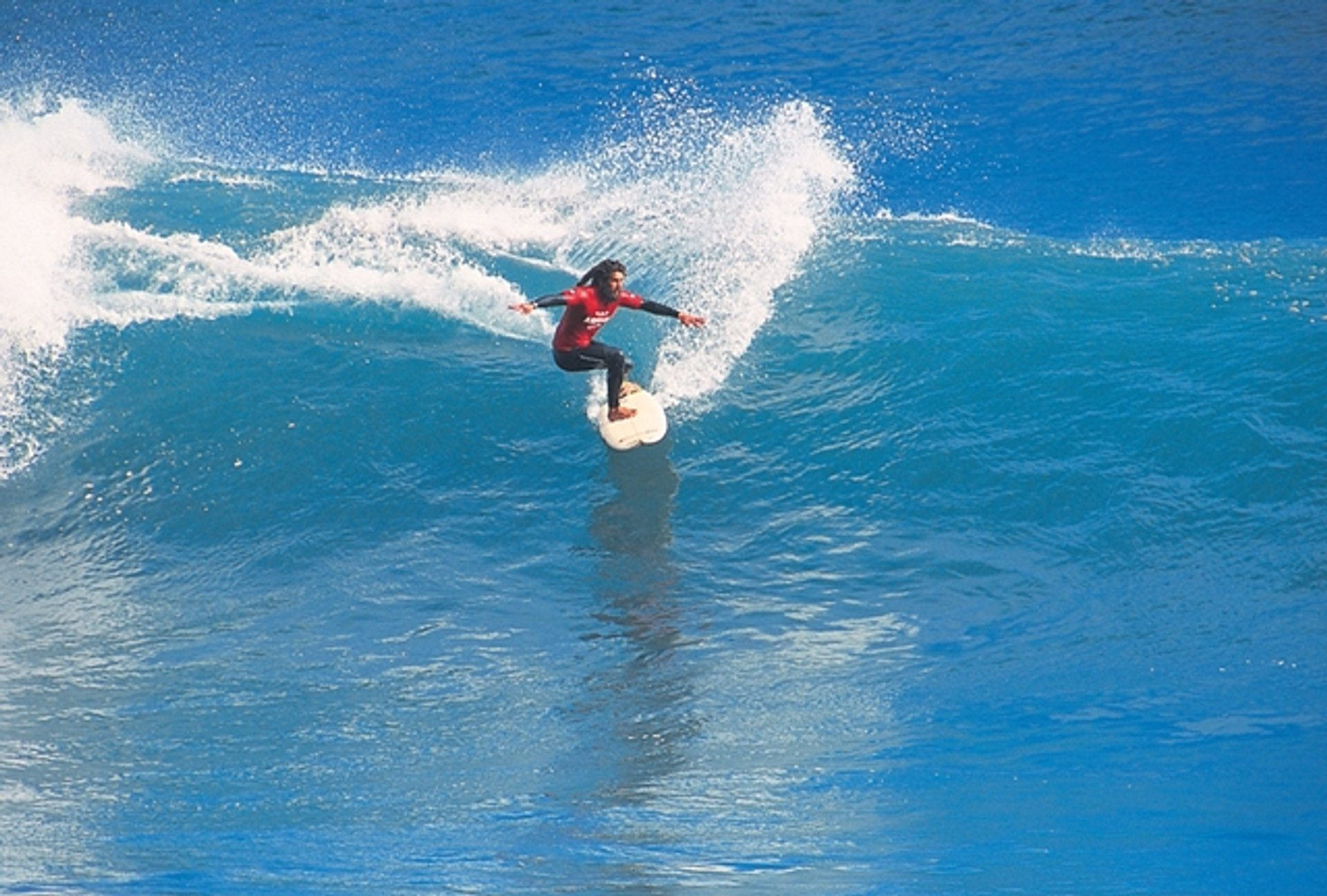 Surfing in Madeira - Best Time
