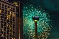 Nochevieja en San Antonio