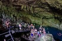 Cenote Buceo, snorkeling y natación