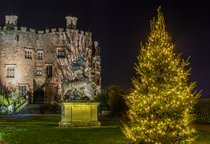 Natal no Castelo de Powis
