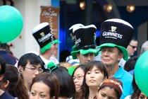 St. Patrick's Day Street Festival Singapore