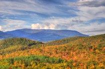 West Virginia Fall Foliage
