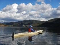 Kayak in Valle di Napa