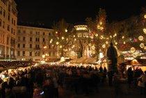 Mercados navideños de Budapest