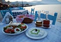 Salada grega (Horiatiki Salata)