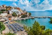 Crete Beach Season