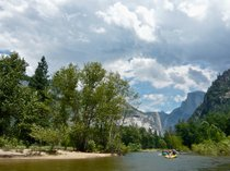 Kayaking and Canoeing the Merced River