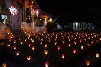 Boun Awk Phansa or the End of Buddhist Lent